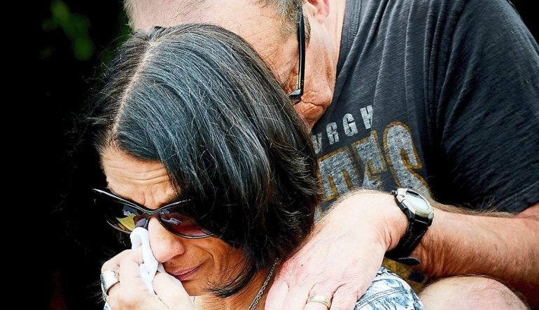 Dan and Cindi Lowden mourn their son, Jake Hudak, whose loss they are struggling to come to terms with. Photos: TNS