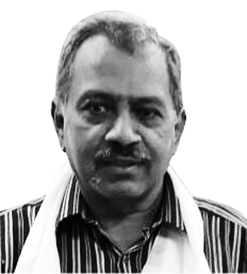 Mr. Kanagasapapathy Ampalavanar