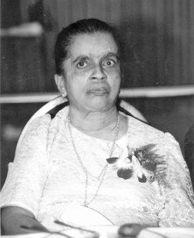 Mrs. Mary Oommen - Easaw (Kutiyamma)